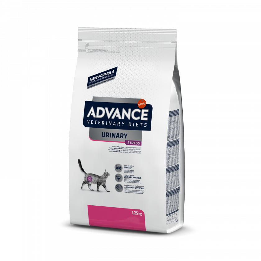 ADVANCE URINARY STRESS GATTO ADULT 1,5KG