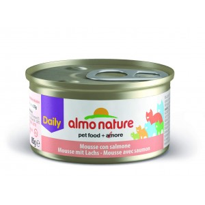 ALMO DAILY MOUSSE CATS 85 GR