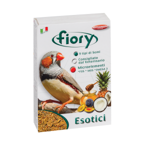FIORY ALIMENTO UCCELLI ESOTICI 1 KG