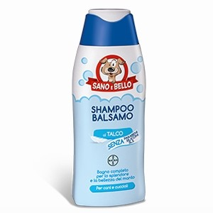 BAYER SHAMPOO BALSAMO 250 ML