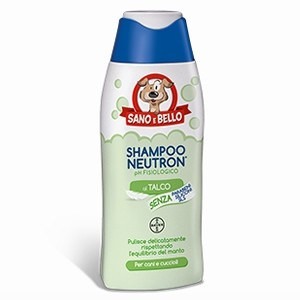 BAYER SHAMPOO NEUTRON PH FISIOLOGICO 250 ML