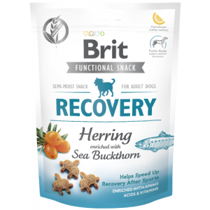 BRIT CARE SNACK RECOVERY 150GR
