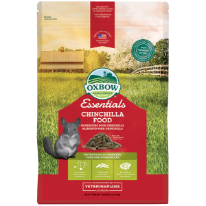 OXBOW ESSENTIAL CHINCHILLA FOOD 1,3KG