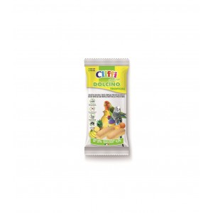 CLIFFI DOLCINO TROPICAL SNACK UCCELLI 35GR
