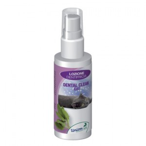 DENTAL CLEAN CAT LOZIONE DENTIFRICIA 50ML