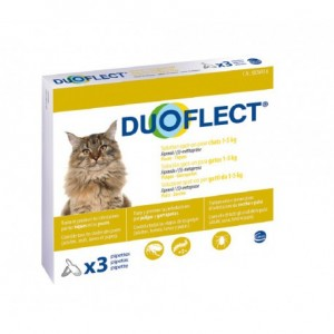 DUOFLECT SPOT-ON GATTO 1-5 KG