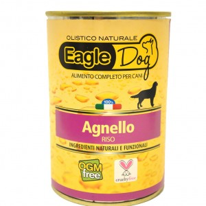 Eagle Dog Monoproyeico con Agnello 400 gr