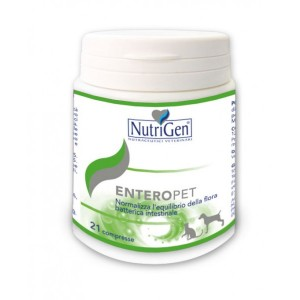 ENTEROPET TAVOLETTE NUTRIGEN