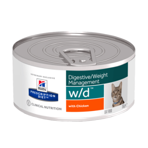 HILL'S W/D GATTO ADULT LATTINA 156GR