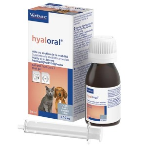 HYALORAL GEL ORALE 50ML VIRBAC