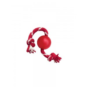 KONG BALL CON CORDA SMALL
