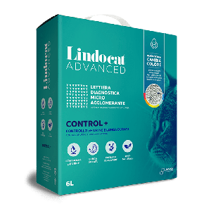 LINDOCAT ADVANCED CONTROL +  6 LT