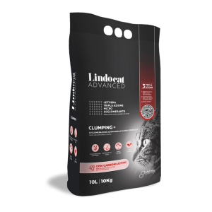 LINDOCAT ADVANCED CLUMPING+ CARBONI ATTIVI 10KG