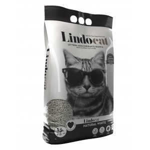 LINDOCAT NATURAL WHITE 15LT