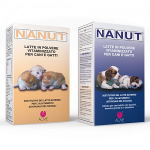 ACME NANUT LATTE IN POLVERE 500G