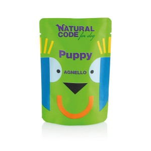 NATURAL CODE CANE PUPPY 100GR