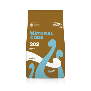NATURAL CODE 302 MAIALE