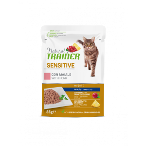 NATURAL TRAINER SENSITIVE MAIALE 85G