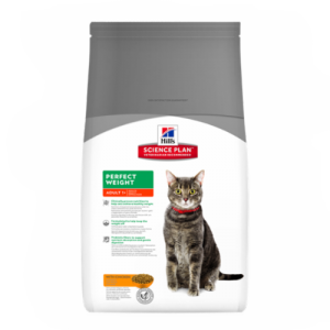HILL'S GATTO ADULTO PERFECT WEIGHT CON POLLO 1,5kg