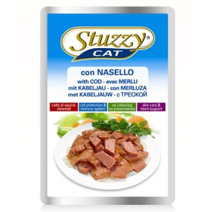 STUZZY CAT CON NASELLO 100 GR