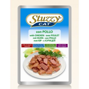 STUZZY CAT POLLO 100 GR