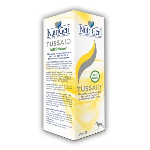 NUTRIGEN TUSSAID SCIROPPO 200ML