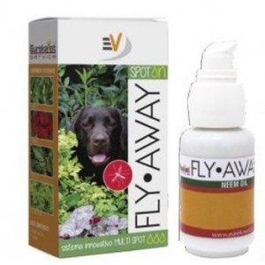 VETCARE FLY AWAY SPOT ON GATTO E CANI PICCOLA TAGLIA 10 ML