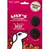 LILY'S SNACK TREAT MANZO BURGER 70GR
