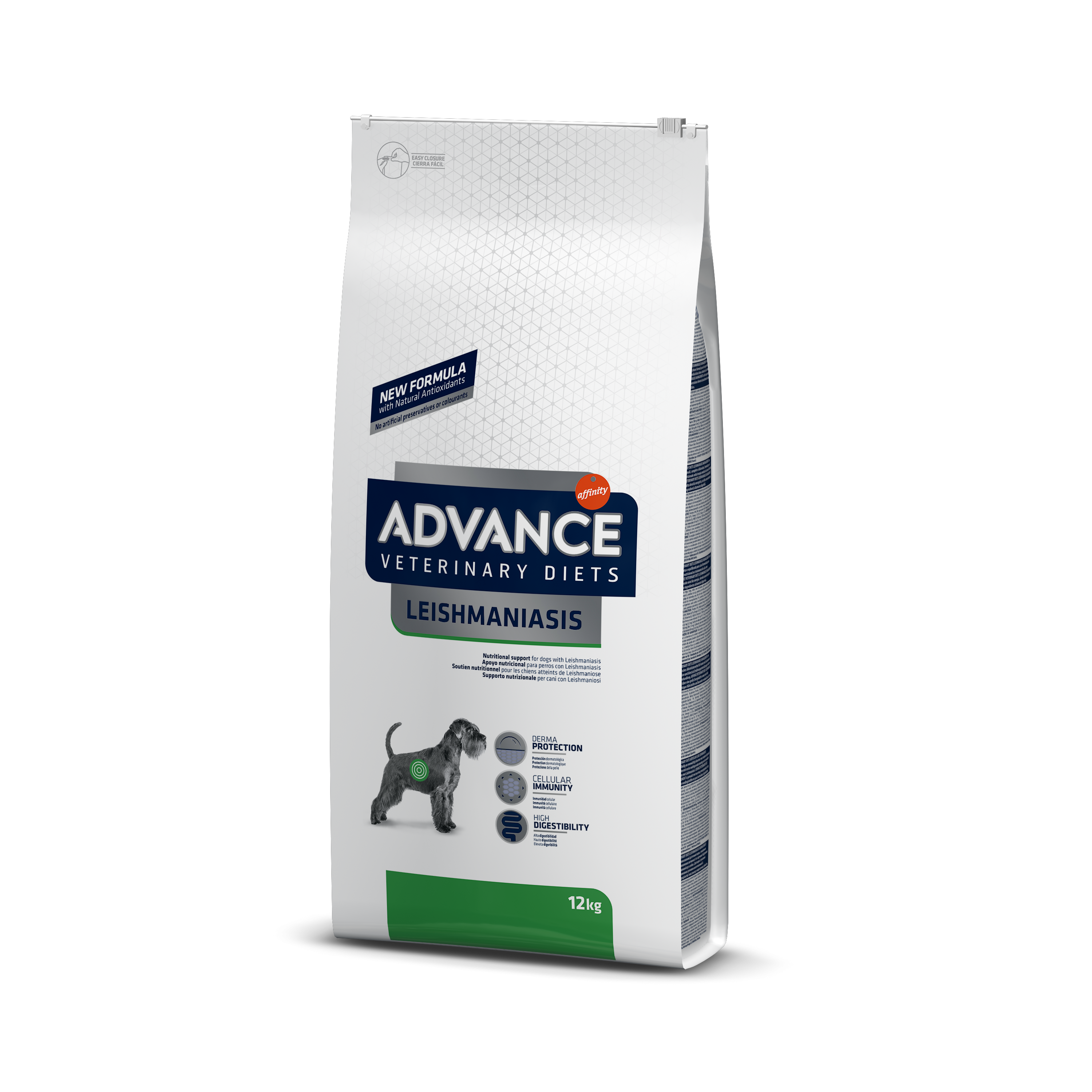 AFFINITY ADVANCE CANE LEISHMANIASIS 12 KG